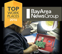 Mountz Bay Area Top Workplace 2016