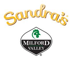 Sandra's Chicken and Milford Valley Chicken