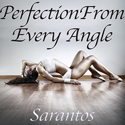 Sarantos song artwork Perfection From Every Angle solo music artist Voice of Chicago new pop rock free release Cancer Research UK Kids & Teens Charity