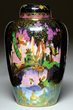 WEDGWOOD FAIRYLAND LUSTRE MALFREY POT REALIZED $14,220.