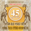 Fossil Fuels 45-Million-Year-Old-Yeast Beer Nears Launch; Turns to Crowdfunding to Overcome Final Cost Hurdles