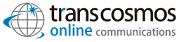 transcosmos online communications inc. is a joint venture between transcosmos and LINE Corporation.  (URL:http://www.trans-cosmos.co.jp/transcosmos-online/)
