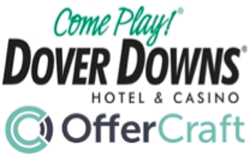 Dover Downs Hotel & Casino uses OfferCraft powered rich-media experiences to give guests the chance to play new games to win food, shopping vouchers, casino credits and more