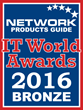 Paññã wins bronze at the distinguished IT World Awards®