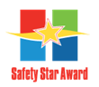 LHATF Safety Star Award Logo