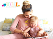 Introducing Bookzle: A Book Subscription that Helps Parents Foster Early Childhood Literacy
