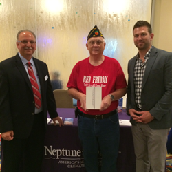 Neptune Society and American Legion Partnership