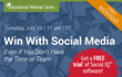 BSG Financial Group to Host Social Media Webinar for Community Financial Institutions