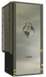 Nordic R Series water to air heat pump