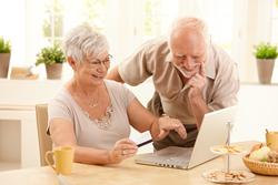Seniors purchasing cremation prearrangements.