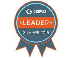 G2 Crowd names DiscoverOrg as Sales Intelligence Leader | Summer 2016