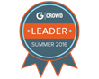 DiscoverOrg Honored as a Summer 2016 Leader in the Sales Intelligence Category by G2 Crowd
