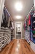 Master closet remodel in Reston, VA