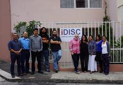 iDISC Xalapa team