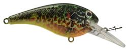 Crankbait, game fish, medium diving, forage species lure, no tangle lure, medium diver
