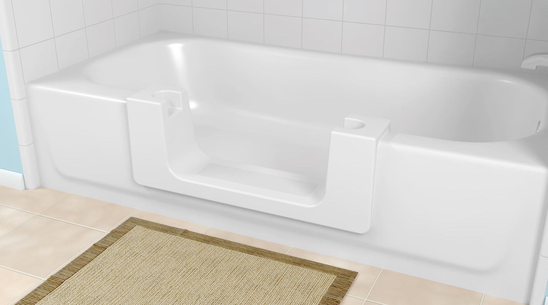 Bathroom Tub Inserts Bathroom Jacuzzi Finestra Walk In