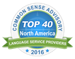 Eriksen Translations Inc. Ranked Among North America's Largest Language Services Providers