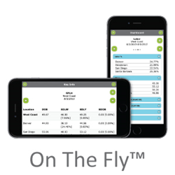 Ctuit Software's On The Fly™ version 3.0