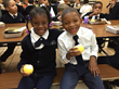 Nourishing Minds and Supporting Growth – TABLE FOR TWO and Alcoa Foundation Continue Year Three in Supporting Harlem School with Healthy School Meals and Food Education