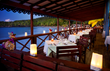 Ti Kaye Resort & Spa offers decadent dining with ocean views
