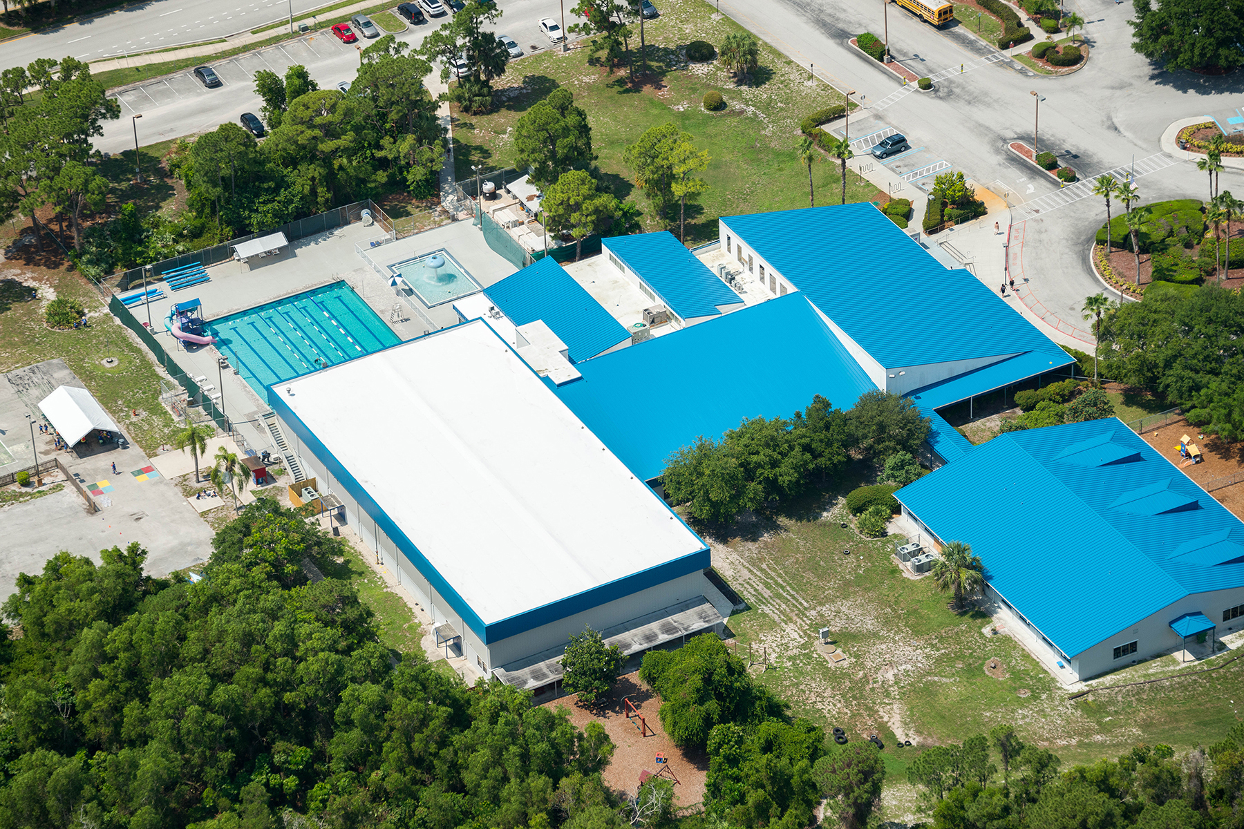 Venture Construction Group of Florida and Mule-Hide Co at YMCA Sports World ...
