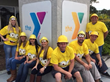 VCGFL Crew - Minion Day Dress Up at YMCA Treasure Coast
