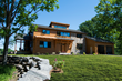 New Energy Works Timberframers collaborated with CreekSide Energy Solutions to design a net zero hybrid home - another example of traditional craft melding with modern energy technology.