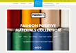 Fashion Positive Introduces Materials Collection, An Online Portfolio of Cradle to Cradle Certified™ Materials for the Fashion Industry