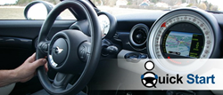 The Quick Start Device is an automotive invention that helps people get more efficiency features from their vehicles.