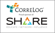CorreLog, Inc. Announces Sponsorship, Two Mainframe Education Sessions at SHARE Atlanta Conference, July 31-August 5