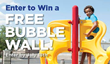 Superior Recreational Products Launches New Facebook Contest for a Chance to Win a Bubble Wall