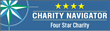 RAFT Earns Coveted 4-Star Rating from Charity Navigator
