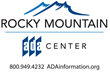 Rocky Mountain ADA Center Announces Availability of First Fully Interactive Online Disability Etiquette Course(s)