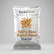 Pooki's Mahi Upgrades 100% Kona Coffee French Roast K cups