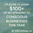 Hollywood Hippy Launches Conscious Lifestyle Site; Aims to Divert $1 Million in Consumer Spending to Ethical and Local Businesses