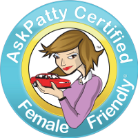 AskPatty.com Certified Female Friendly