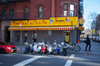 The Halal Guys first brick-and-mortar location in New York City