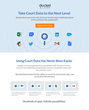 Docket Alarm Partners with Zapier, Integrating U.S. Court Data with Over 500 Applications