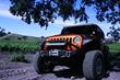 PreRunner LED lights on Jeep