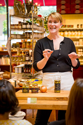Chef Erin Coopey teaches Moroccan cooking at ChefShop.com