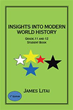 James Litai Releases 'Insights into Modern World History'