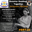 The Learning Ally Summer Reading Together program #SRT16 runs through September 1.