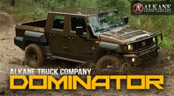 The Dominator Humvee