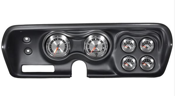 2016 Dodge Barracuda >> New at Summit Racing Equipment: Auto Meter American Muscle Instrument Clusters