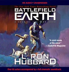 'Battlefield Earth' Unabridged Audiobook