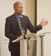Damon L. Davis, MBA, Director, Health Data Initiative at the U.S. HHS