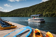 Boating, Kayaking, Hydro-biking and other water sports are offered at Lake Austin Spa Resort.