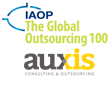 Auxis Recognized By IAOP As A Top Company Under Its 2016 Global Outsourcing 100 Lists