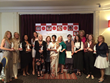 Red Rock Entertainment Honour Actress Celia Imrie and Indira Malwatte at the TheWifts Visionary Awards