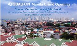 Qualfon Manila Grand Opening
